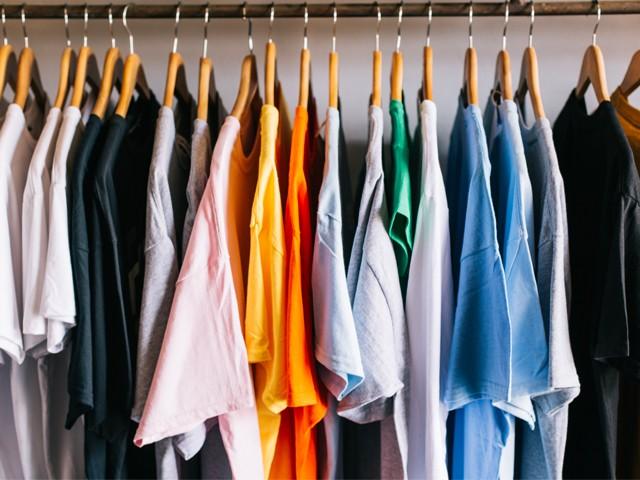 Cách giặt áo thun